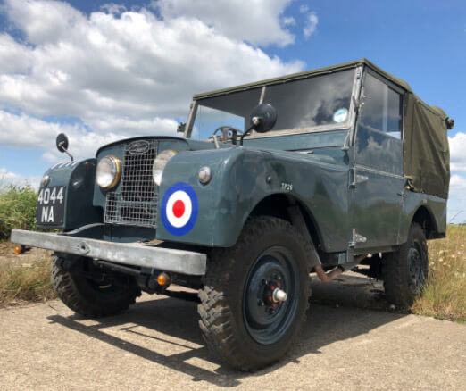 Bespoke Off Rod - Land Rover for sales